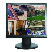 China HD desktop 22 inch LCD CCTV monitor with DVI Input with 3 Years Warranty on sale