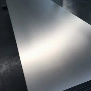 China 5000 Series Marine Grade Aluminium Plate Width 2280mm With Neat Cutting Edge on sale