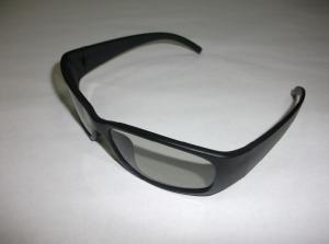 China La circular plástica 3D del uso del cine polarizó a FCC RoHS del CE de las gafas de sol de los vidrios supplier