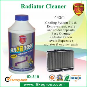 Eco Friendly Car Cleaning Chemicals 443ml Anti Heat Radiator