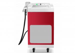 China Fiber Laser Rust Cleaning Machine High Technology For Paint / Rust Removing on sale