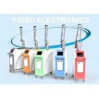 China Broken Capillaries Q Switch Laser Tattoo Removal Machine , 1064nm ND Yag Laser Acne Treatment Machine on sale