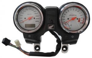 China ABS or PP Motorcycle Speedometer Kit 100000KM Motorcycle Tachometer Gauge CB600 on sale