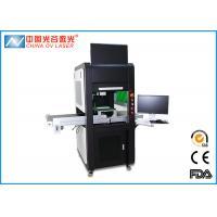 20W Fiber Laser Marking Machine Raycus IPG Marking On Plastic