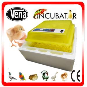 China CE Series 132 Quail Eggs Mini Chicken Incubator / Used Poultry Incubator For Sale on sale