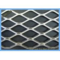 Light Colour Stainless Steel Expanded Metal Grating Fit Engineering Projects