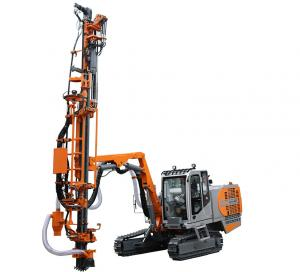 China Auto Electric Hydraulic Water Well Drilling Rig With Hydraulic Brake Motor on sale