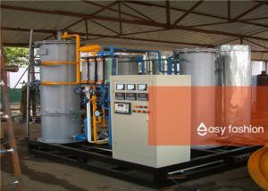 China 99.90% Purity Liquid Nitrogen Generator, Nitrogen Gas Generator PLC Automatic Control on sale