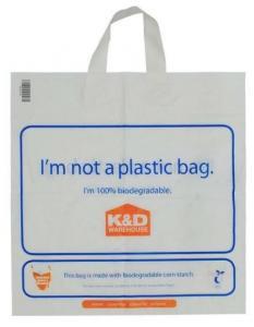 China Food Waste Caddy Liner Compostable Garbage Bags Including 50 Bags, Compostable t-shirt bag, degradable bag manufacturer on sale