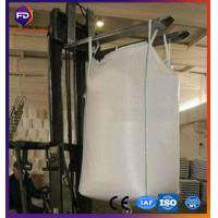 Breathable PP FIBC Packaging Bag 1 Ton Top Open Bottom Discharge