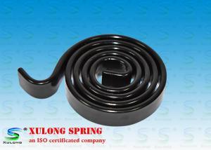 China Black Coating Spiral Torsion Springs For Automotive Window Lifter / Winder Raiser on sale