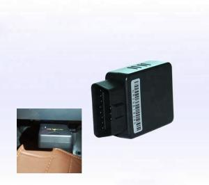 China UT06 OBD GPS Tracker with SIMCOM GSM Module And Remote Voice Monitoring on sale