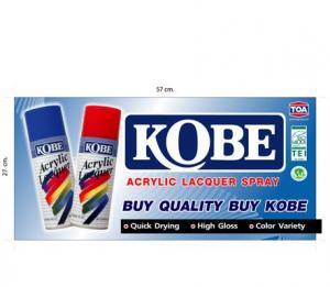 China autoacrylic aerosol spray paint on sale