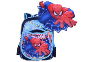 China Three dimensional Children School Bags backpacks with adjustable shoulder belt on sale