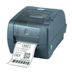 China TSC TTP247 desktop thermal transfer label printers with 203dpi on sale