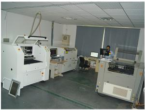 China PCB Manufacturing UV CNC Laser Cutting Machine for Small Hole Drilling FPC Printed Wiring Boards on sale