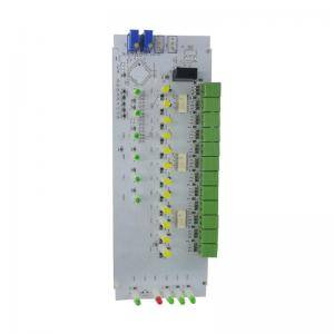 China Alarm 94v0 8 Layers CCTV Motherboard PCB Manufacturing Service on sale