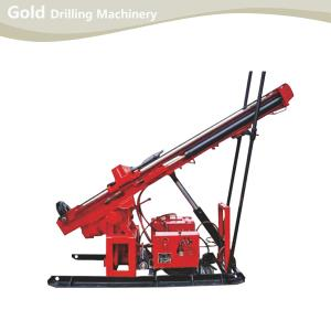 China Full Hydraulic Anchoring Drilling Rig on sale