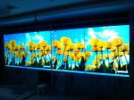 Indoor Movable LED Full Color Led Display Board 1000cd/㎡ Brightness Seamless Instalation