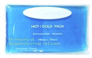 China HOT COLD PACK, MICROWAVEABLE, REUSABLE, HOT PACK, COLD PACK, HOT BAG, COLD BAG, GEL ICE PACK, GEL ICE BAG, GEL BAG, PAC on sale