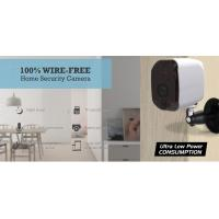 960P Hidden Home Security Cameras , Home Surveillance Camera Systems IP65 Weatherproof