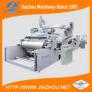 China Automatic Roll Change Extruder T Die Film Melting Coating Roll to Roll Lamination Machine on sale