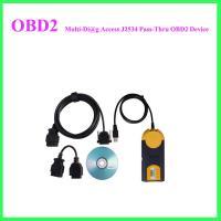 New High quality Multi-Di@g Access J2534 Pass-Thru OBD2 Device