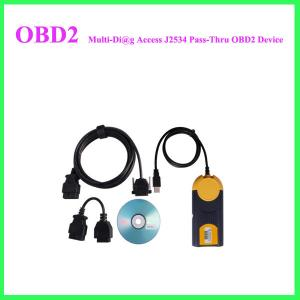 China New High quality Multi-Di@g Access J2534 Pass-Thru OBD2 Device  supplier