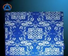 China Aluminum Stone-Wood Veneer CMD-SW006 supplier