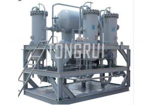 China Sinopec Standard Mine Diesel Oil Fuel Oil Dehydration Regenerate Treatment Plant on sale