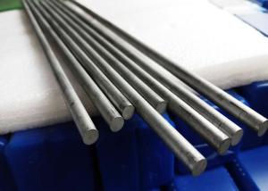 China D16*330 Cemented Carbide Rods , Tungsten Carbide Bar Stock For Step Drill on sale