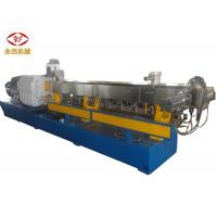 93mm Screw Diameter WPC Extruder Machine With 1 Set Electric Cabinet