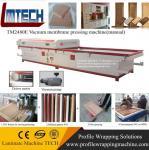 Cabinet door PVC film lamination Machine