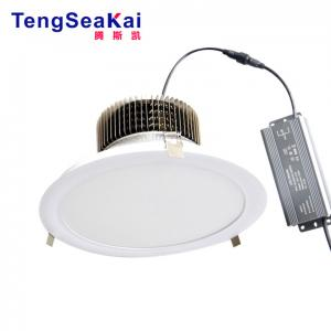 China 4-14 Round Retrofit Downlight 4500Lm  50w Recessed led light on sale