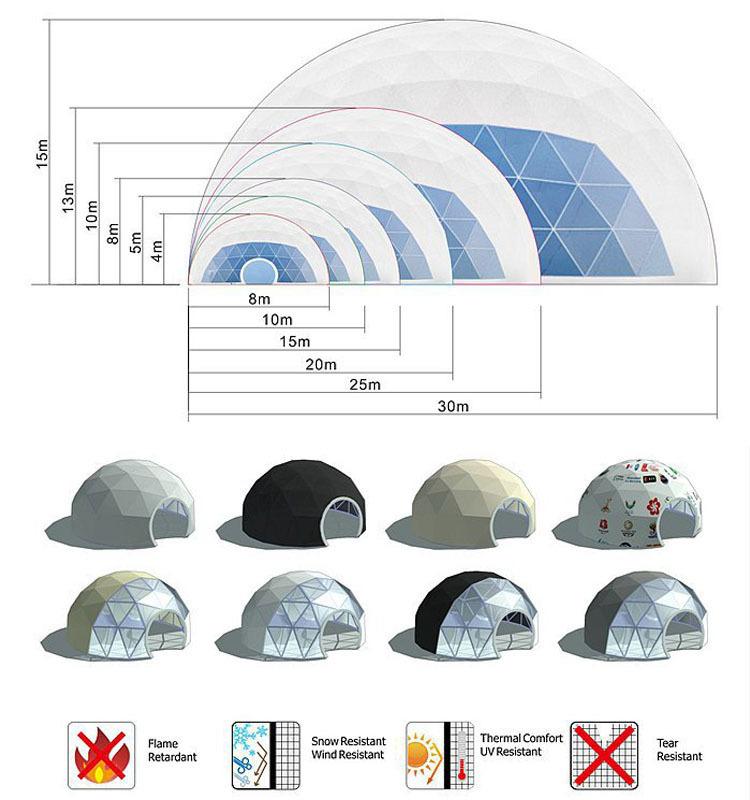 half sphere tent (1)
