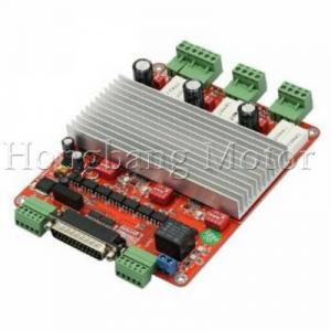 China CNC 3 Axis Controller TB6560 Stepper Motor Driver Board 3A TB6560 For Mach3 on sale