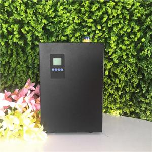 China Electric 12V 2A private Aluminum Commercial Scent Machine With powerful fan on sale