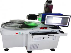 China Gift Business Shop 3D Crystal Laser Engraving Machine on sale