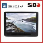 Shenzhen Sibo 10 Inch VESA Mount Android PoE Powered Control Panel With Proximity Sensor