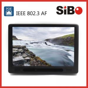 China China Supplier Access Control Terminal 10 Wall Surface Mount POE Touch Tablet on sale