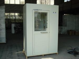 China Modularized Design Cleanroom Air Shower , Portable Air Shower For Food Industry on sale