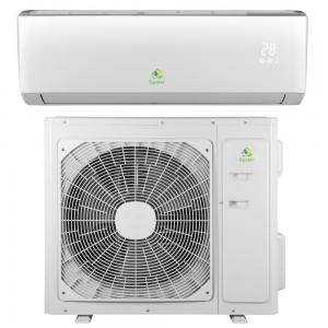 China Indoor 784 * 311 * 262mm Wall Mounted Heating And Air Conditioning Units CE Approval on sale