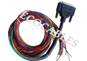 China DB25 Custom Cable Assembly eco-147 on sale