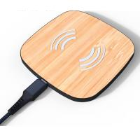 10 W Slim Iphone Cordless Charger , Qi Wireless Charging Pad For IPhone