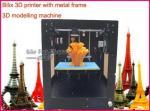 impresora de modelado rápida 3D para el filamento del pla
