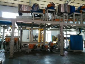 China Bopp Film Hot Melt Adhesive Coating Machine For 600mm Web Width 80m Every Min on sale