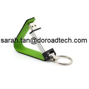 China Disque en cuir concurrentiel d'USB d'entraînement d'instantané d'USB, commandes libres de haute qualité d'USB de cuir de logo on sale
