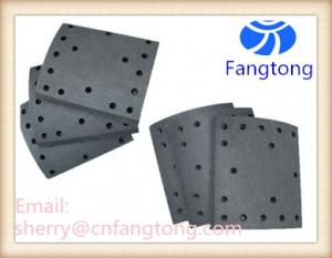 China competitive price auto spare parts brake linings for truck/autos on sale