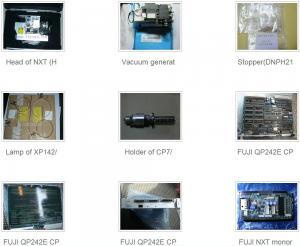 China FUJI xp124/XP143/XP241/XP243/QP/NXT smt spare parts on sale