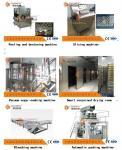 1000kg/H Apple Pear Dried Fruit Production Line Peeled Core Machine